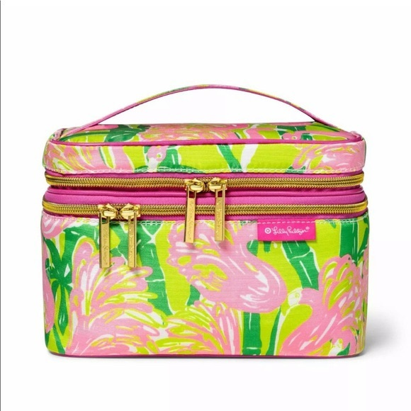 Lilly Pulitzer for Target Handbags - NWT Target Lilly Pulitzer Makeup Bag